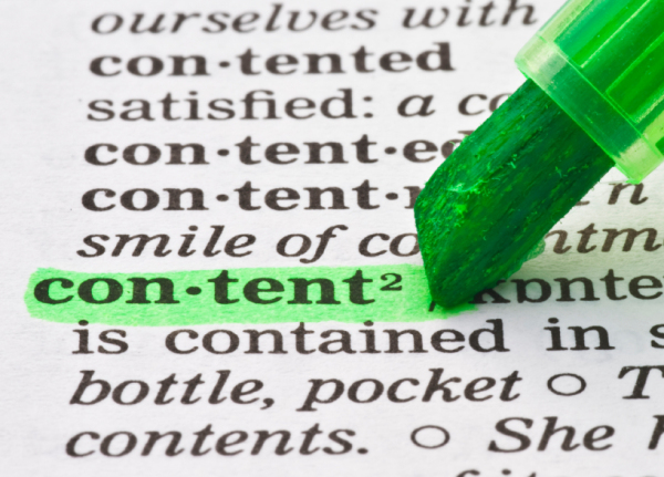 how to generate great content