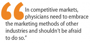 how to market your medical practice